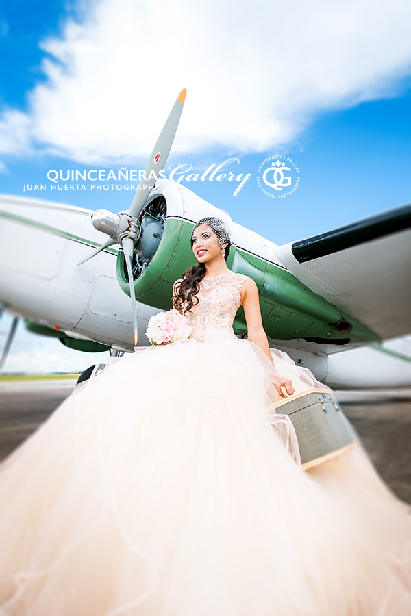 Houston Quinceaneras Gallery Travel Theme