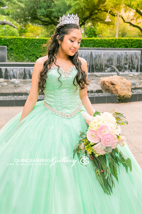 Quinceaneras Photography Artistic Portrait Photo
